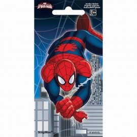 Spiderman Jumbo Sticker Favors PK24