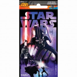 Star Wars Jumbo Sticker Favors PK24