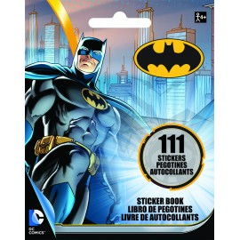 Batman Stickers Book Favor