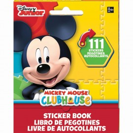 Mickey Mouse Stickers Book Favor