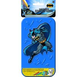Batman Sticker Activity Kit Plastic Case