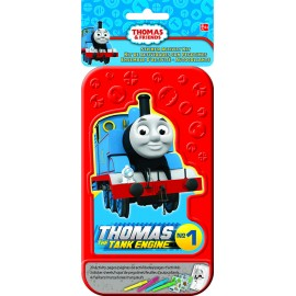 Thomas & Friends Sticker Activity Kit Plastic Case