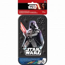 Star Wars Sticker Activity Kit Plastic Case