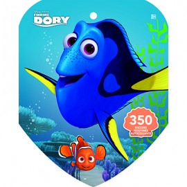 Finding Dory Sticker Book Jumbo Favor 350 Stickers