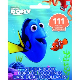 Finding Dory Stickers Book Favor