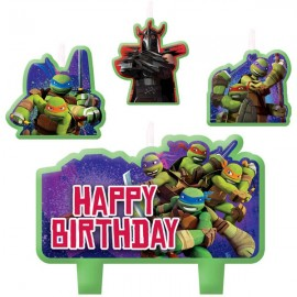 Teenage Mutant Ninja Turtles Candles
