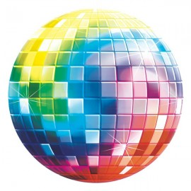 Disco Fever Cut Out Disco Ball