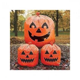 Halloween Pumpkin Lawn Bags