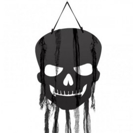 Hanging Decoration Skulls with Gauze