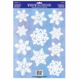 Snowflake Window Decoration