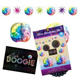 Disco Fever Decorating Kit