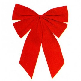 Bow Red Medium (37cm High x 28cm Wide)