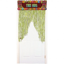 Door Curtain Fringe Totally Tiki