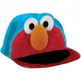 Sesame Street Hat Elmo Vacuum Formed