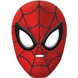 Spiderman Mask Vacuum Formed Plastic