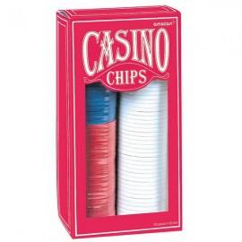 Poker Chips Casino Set