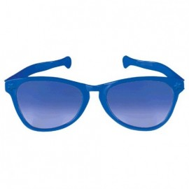 Giant Sunglasses Blue Plastic