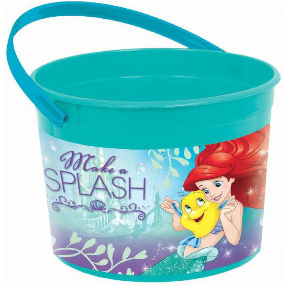 Ariel Dream Big Favor Container Little Mermaid