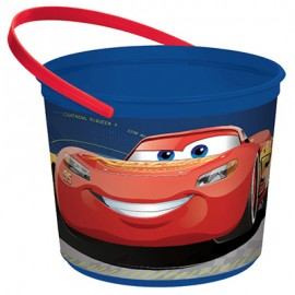 Cars 3 Favor Container & Handle