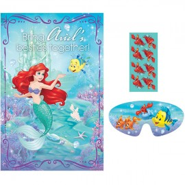 Ariel Dream Big Party Game Little Mermaid