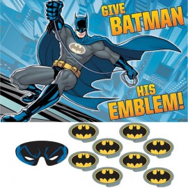 Batman Game - Give Batman His Emblem Party Game