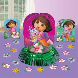Dora The Explorer Table Decorating Kit