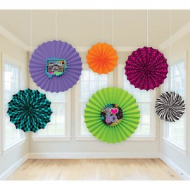 Totally 80's Fans Decoration Printed Paper,