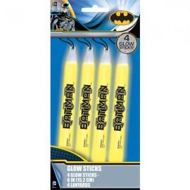 Batman Lanyard Glow Sticks Necklaces 15cm
