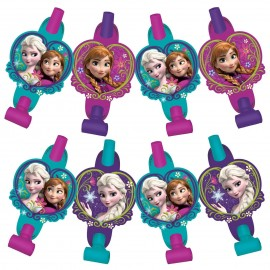 Frozen Blowouts with Medallions