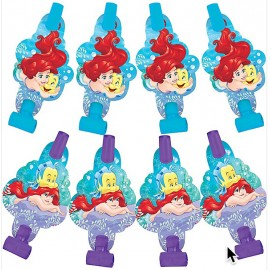 Ariel Dream Big Blowouts & Medallions Little Mermaid