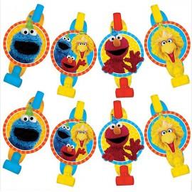 Sesame Street Blowouts Assorted Designs