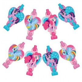 My Little Pony Blowouts & Medallions
