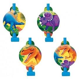 Prehistoric Dinosaurs Blowouts & Medallions