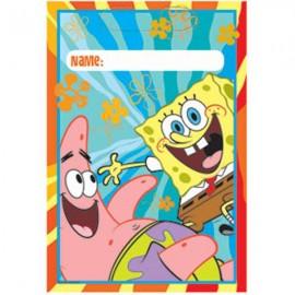 SpongeBob Squarepants Buddies Loot Bags