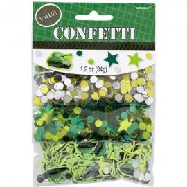 Camouflage Confetti Bulk Value Pack