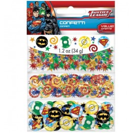 Justice League Confetti Value Pack