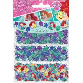 Ariel Dream Big Confetti Value Pack Little Mermaid