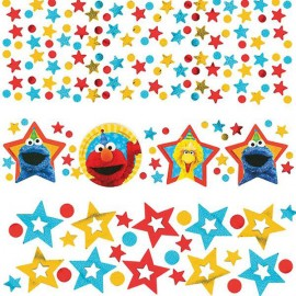 Sesame Street Confetti  Value Pack