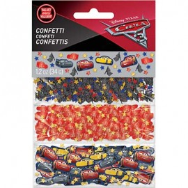 Cars 3 Confetti Value Pack