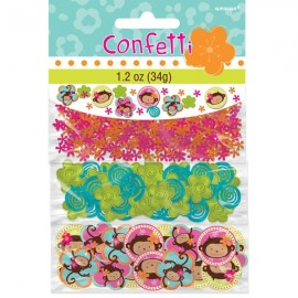 Monkey Love Confetti Bulk Value Pack