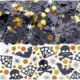 Confetti Halloween Super Value Pack Foil