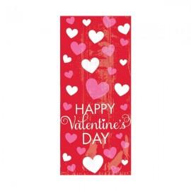 Cello Loot Bags Happy Valentine's Day