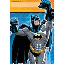 Batman Loot Bags New Design Plastic