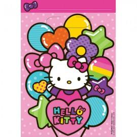 Hello Kitty Rainbow Loot Bags
