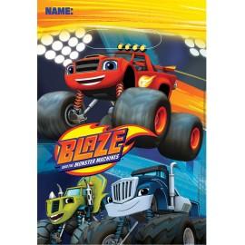Blaze & The Monster Machines Loot Bags