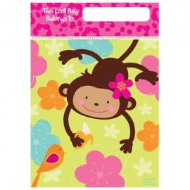 Monkey Love Loot Bags