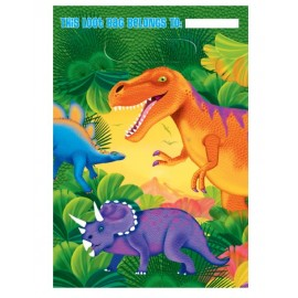 Prehistoric Dinosaurs Loot Bags