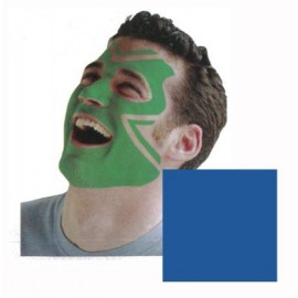 Face Paint Blue