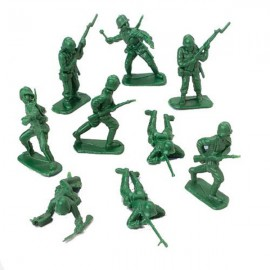Camouflage Army Soldiers Men Favors