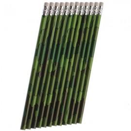 Camouflage Pencils Favors